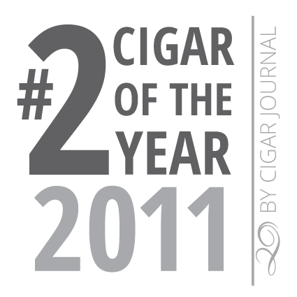 2 Cigar of the Year 2011