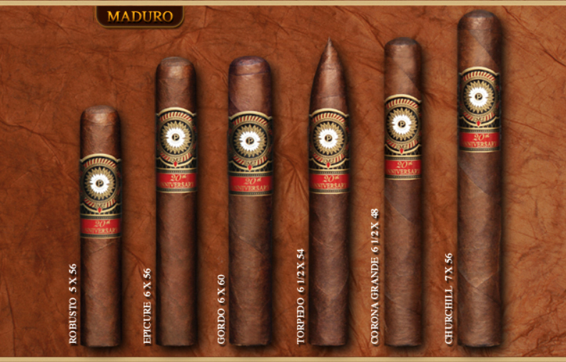 Perdomo 20th Anniversary Sun Grown Maduro