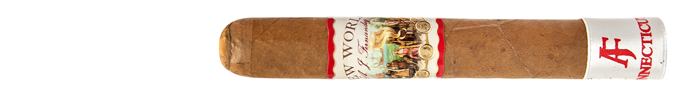 New World Connecticut Robusto