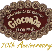 Gioconda 70th Anniversary Premium Cigars