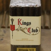 King Alfonso XII Cigar Brand