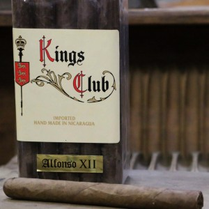King Alfonso XII Cigars