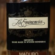 La Eminencia Fumas #1 Maduro