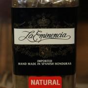 La Eminencia Fumas #1 EMS