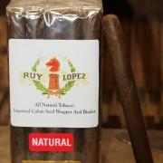 Ruy Lopez Corona Grande Natural