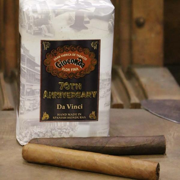 Gioconda 70th Anniversary Davinci Cigars
